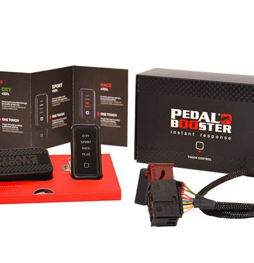Seletron Pedalbooster. Pedal booster for multiple vehicles.