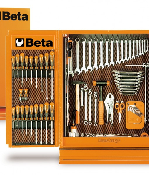 Custom Tool Wall: Beta Tools C 54 Wall Mounted Tool Cabinet