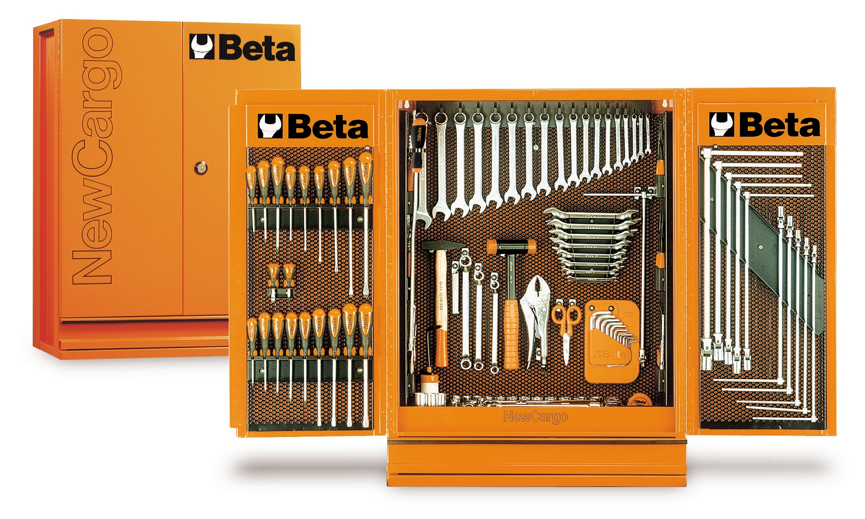 Exceptionnel Beta Tools C 54 Wall Mounted Tool Cabinet
