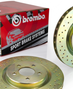 Brembo Performance Discs and Pads